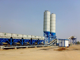 WBZ500 Stabilized Soil Mixing Stations