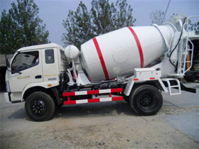 12CBM Concrete Mixer Truck  for Sale